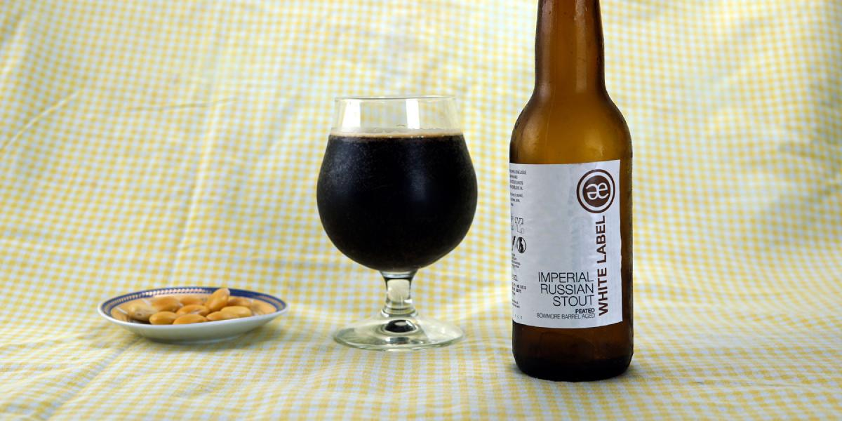 Emelisse White Label Imperial Russian Stout (Peated)