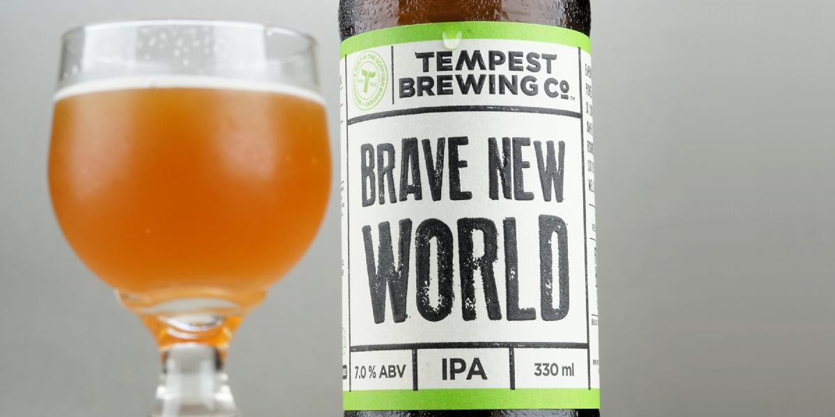 Tempest Brave New World IPA